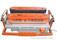 CABLE LAYING MACHINES Cable Pushers cable feeder