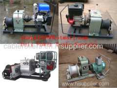 Cable Winch Powered Winches cable feeder