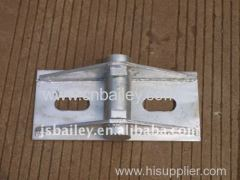 bailey bridge parts -Bearing & Bearing Plate galvanized