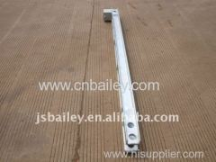 bailey bridge parts-End Post(Male&Female) galvanized