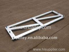 Bailey Bridges Components-Horizontal Frame&frame Bolts
