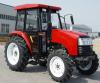 wheel tractor 55HP 4x4 farm tractor