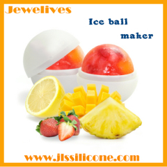 FDA silicone ice ball mold chocalate mold