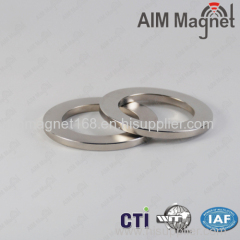 sintered ndfeb magnetic ring for sale