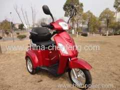 EEC 3 wheeler mobility scooter