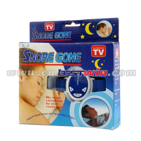 electronic snore stopper make a good dream