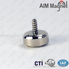 Disc magnet neodymium 15mm x 1.5mm