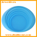 silicone pet travel bowl folding supplier in china