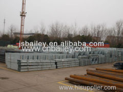 Galvanized Truss For Bailey Bridge