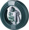 PVC garden hose set 6 pattern hose nozzle