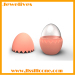 2014 cute Silicone ice ball tray egg shape