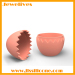 Silicone ice ball tray egg shape
