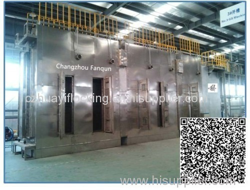 Changzhou Fanqun CT-C Hot Air Circle Oven