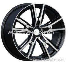 Car Alloy Wheels double Spokes