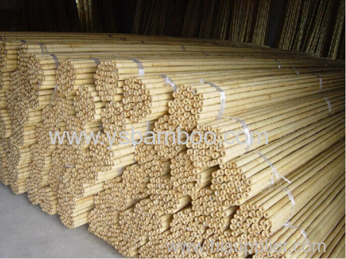 Bamboo poles for agriculture use