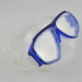 OEM Wholes rubber face mask/diving glasses