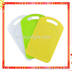 CHEESE MINI PLASTIC CHOPPING BOARD