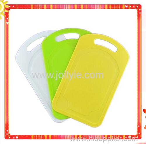 CHEESE MINI PLASTIC CHOPPING BOARD