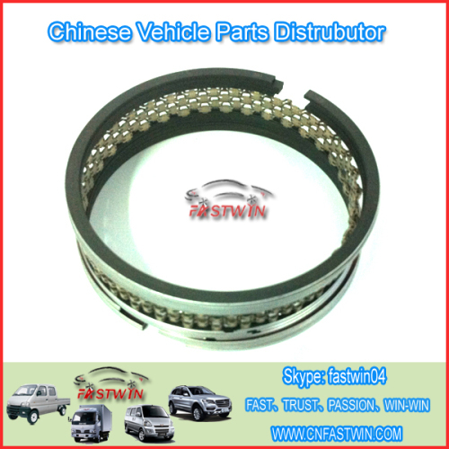 piston ring for GWM engine491Q 4Y+0.25(4SCrCrCr)