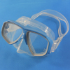 OEM wholes scuba face plates/tempered glass diving mask