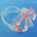 New style wholesale diving goggles/diving mask