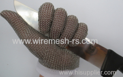 chain mail safety gloves for cutting