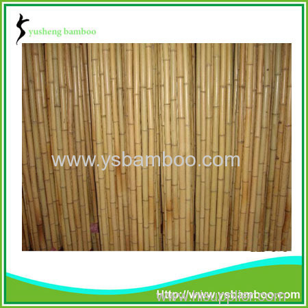 Bamboo pole for agricultural use