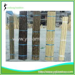 Bamboo poles for garden plants