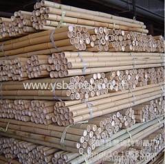 Nature Dry Straight Farming Bamboo Poles