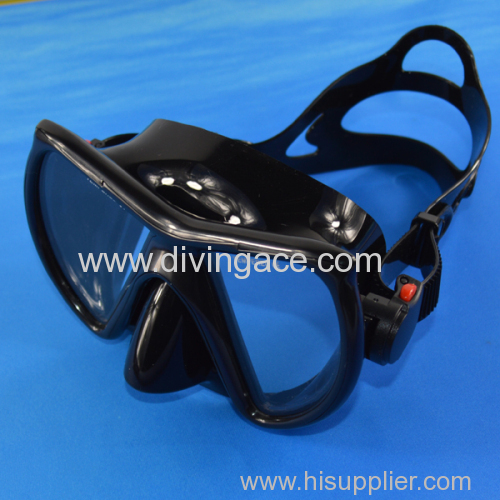 OEM New two lens wholesale diving mask