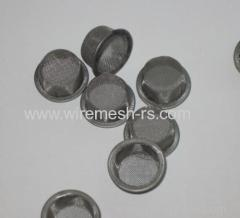 stainless steel woven mesh filters