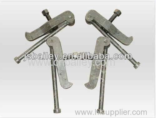 Structural Bailey Steel bridge Transom Clamps
