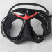 Two lens silicone diving goggles/diving glasses/mask