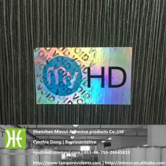 Hologram Warranty Void Stickers