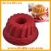 Silicone cake mold flower shape