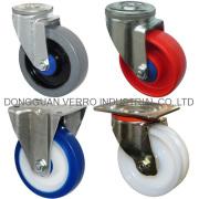 Wheel tread materials
