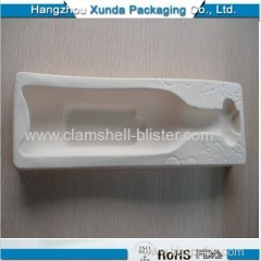 plastic flocking tray factory