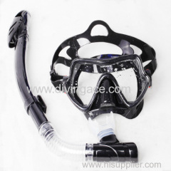 Diving equipment manufacturer diving goggles snorkel set