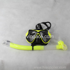 Best sell diving mask and diving snorkel set