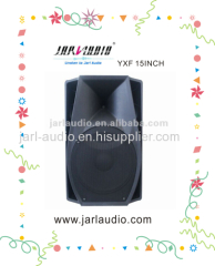 15 Inch New Multifuction Bi-Amp Plastic Speaker