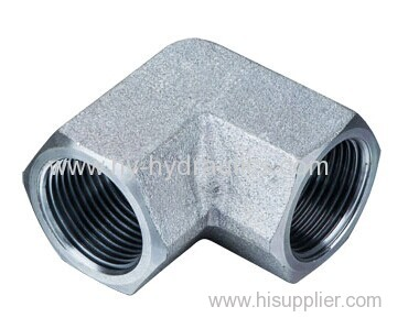 90° BSP female ISO1179 Fittings 7B9-PK