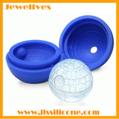 Silicone ice ball maker star wars shape