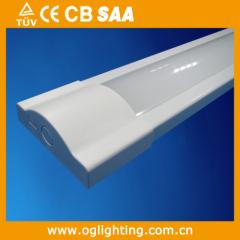 linear LED batten light fitting