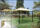 UV Resistance Commercial Waterproof Pop Up Gazebo With Sides / Luxury Gazebos
