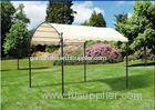 Steel Gazebo Gazebo Onda / Outdoor Gardening Foldable Gazebo With UV Resistance