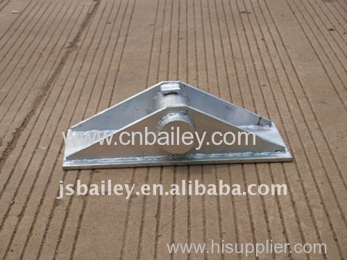 Bailey Steel Bridge Bearing & Bearing Plate