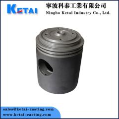 Aluminum ZL101A Engine Piston