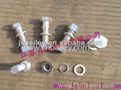 bolts for bailey bridge/chord bolts