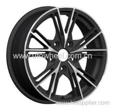 Alloy Wheels with fashion spokes design