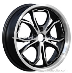 Car Alloy Wheels machine face and lip